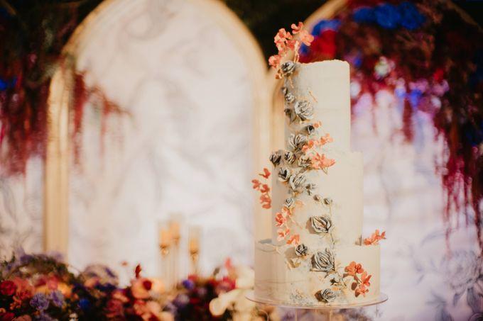Edmund & Beatrisha Wedding by Sweetsalt - 003