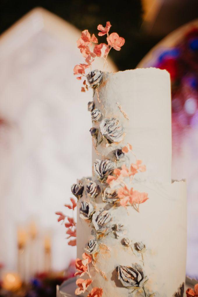 Edmund & Beatrisha Wedding by Sweetsalt - 004