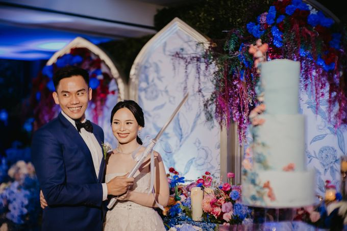 Edmund & Beatrisha Wedding by Sweetsalt - 005