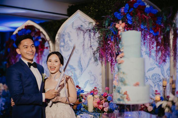 Edmund & Beatrisha Wedding by Sweetsalt - 006