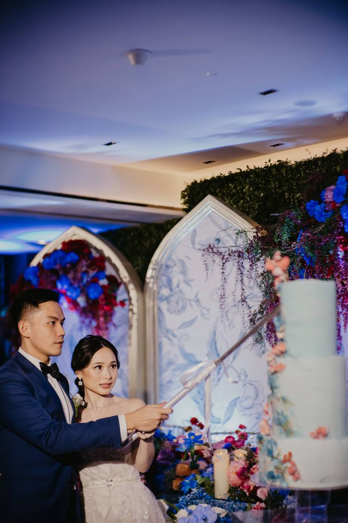 Edmund & Beatrisha Wedding by Sweetsalt - 008