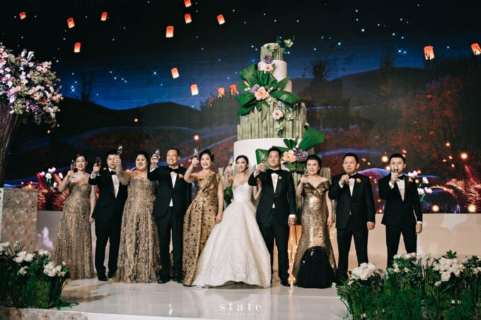 Wedding - Erwin & Devina by State Photography - 023