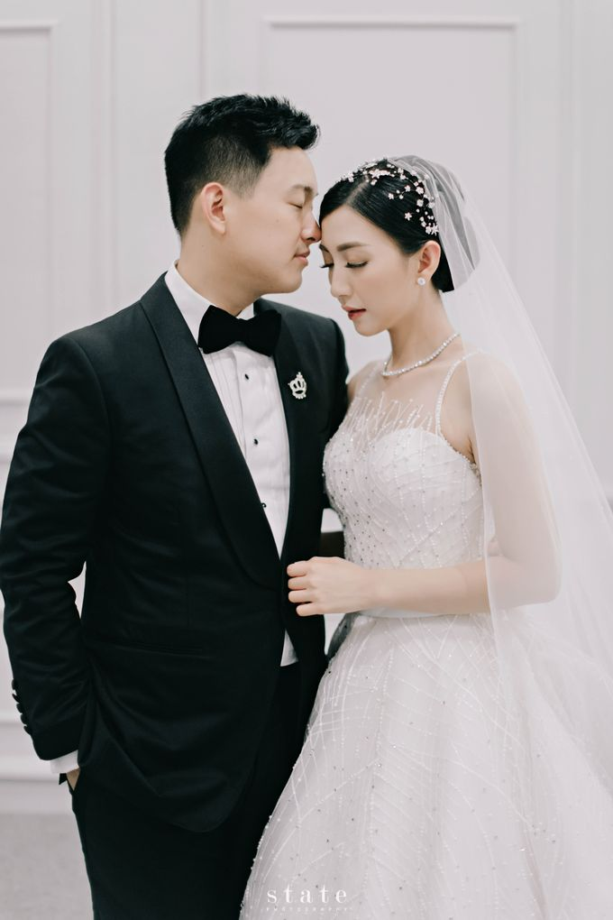 Wedding - Erwin & Devina by State Photography - 014