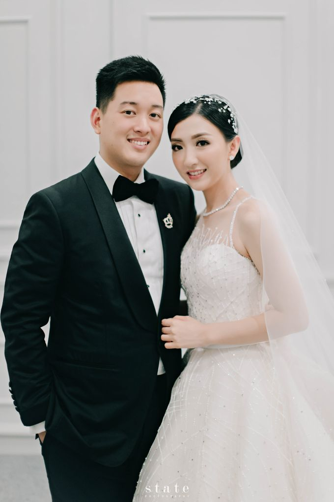 Wedding - Erwin & Devina by State Photography - 015