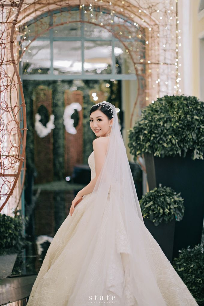 Wedding - Erwin & Devina by State Photography - 019