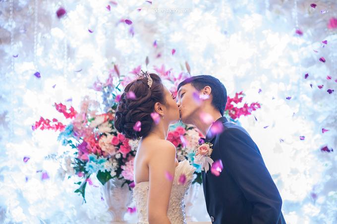 Rendy + Aurora Wedding by Aston Bogor Hotel & Resort - 001