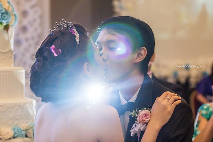 Rendy + Aurora Wedding by Aston Bogor Hotel & Resort - 002