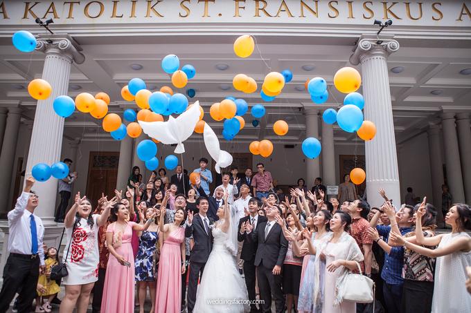 Rendy + Aurora Wedding by Aston Bogor Hotel & Resort - 003