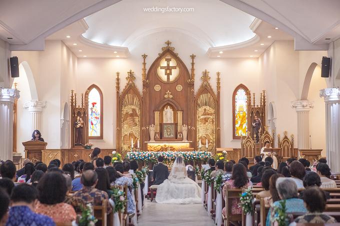 Rendy + Aurora Wedding by Aston Bogor Hotel & Resort - 004