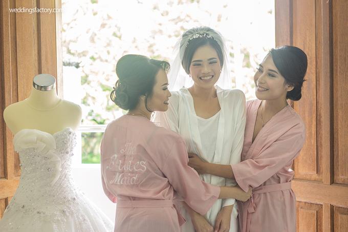 Rendy + Aurora Wedding by Aston Bogor Hotel & Resort - 006