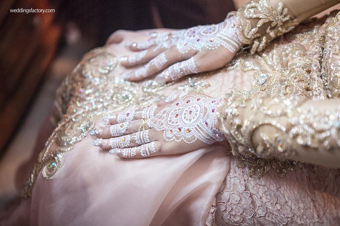 Bagas + Nikita Wedding by Wedding Factory - 006