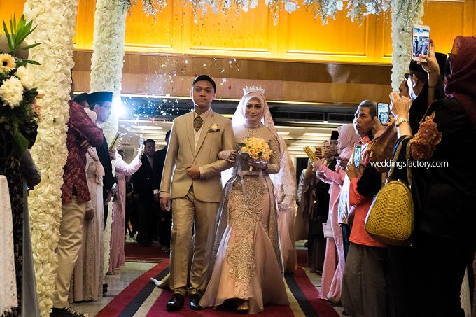 Bagas + Nikita Wedding by Wedding Factory - 013