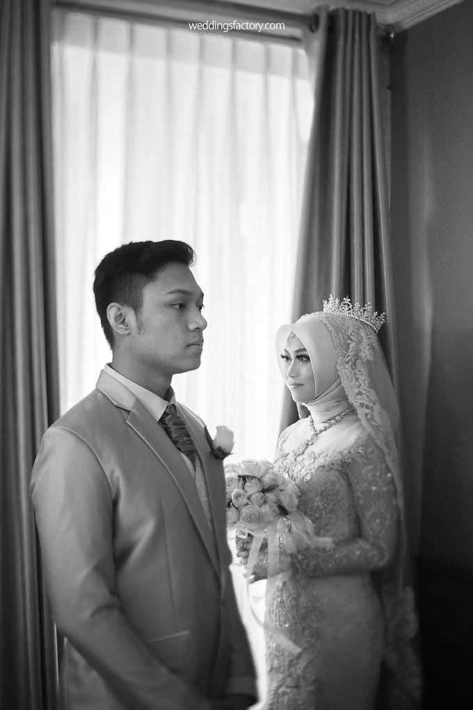 Bagas + Nikita Wedding by Wedding Factory - 014