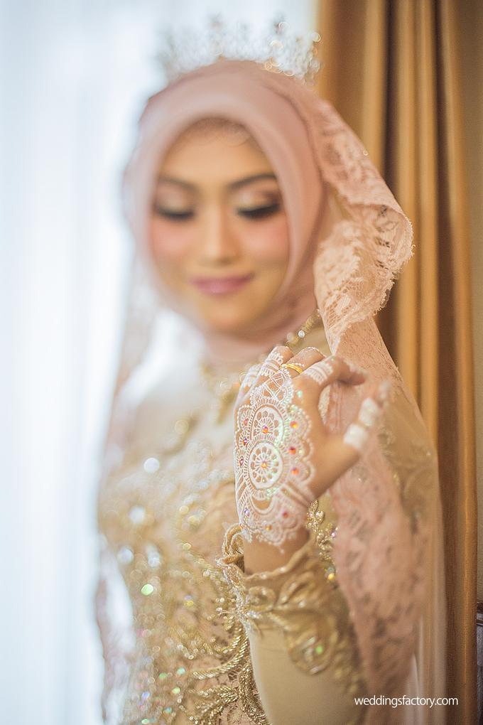 Bagas + Nikita Wedding by Wedding Factory - 015