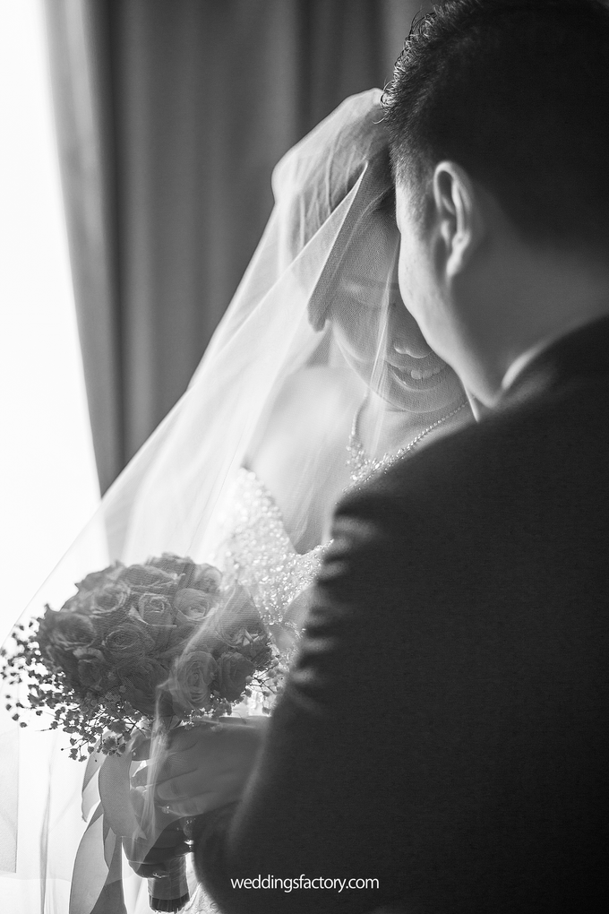 Hendry + Priscylia Wedding by Wedding Factory - 001