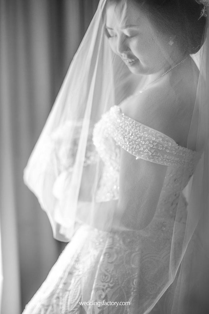 Hendry + Priscylia Wedding by Wedding Factory - 002