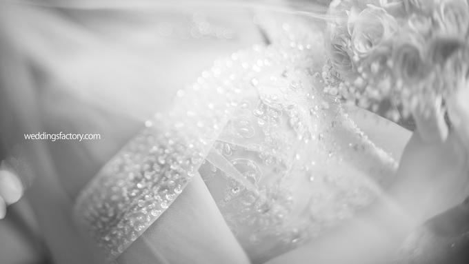 Hendry + Priscylia Wedding by Wedding Factory - 003