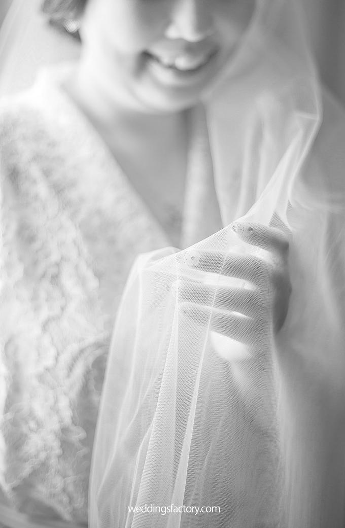 Hendry + Priscylia Wedding by Wedding Factory - 007