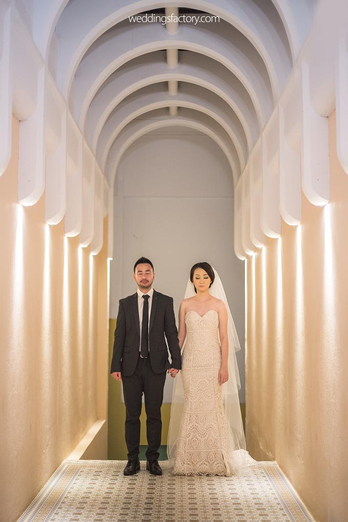 Samuel + Stefanie Prewedding by Wedding Factory - 001