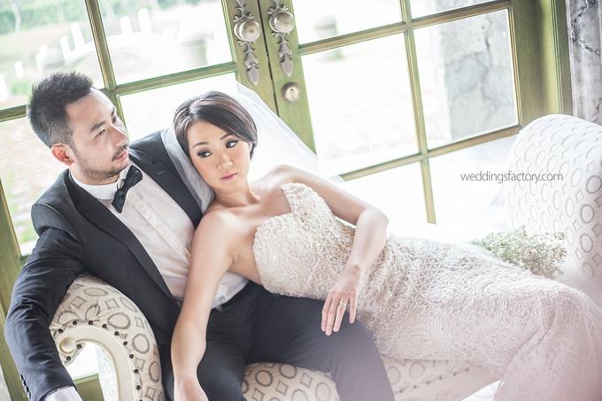 Samuel + Stefanie Prewedding by Wedding Factory - 002