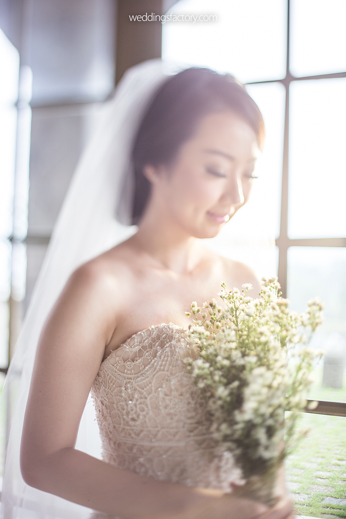 Samuel + Stefanie Prewedding by Wedding Factory - 003