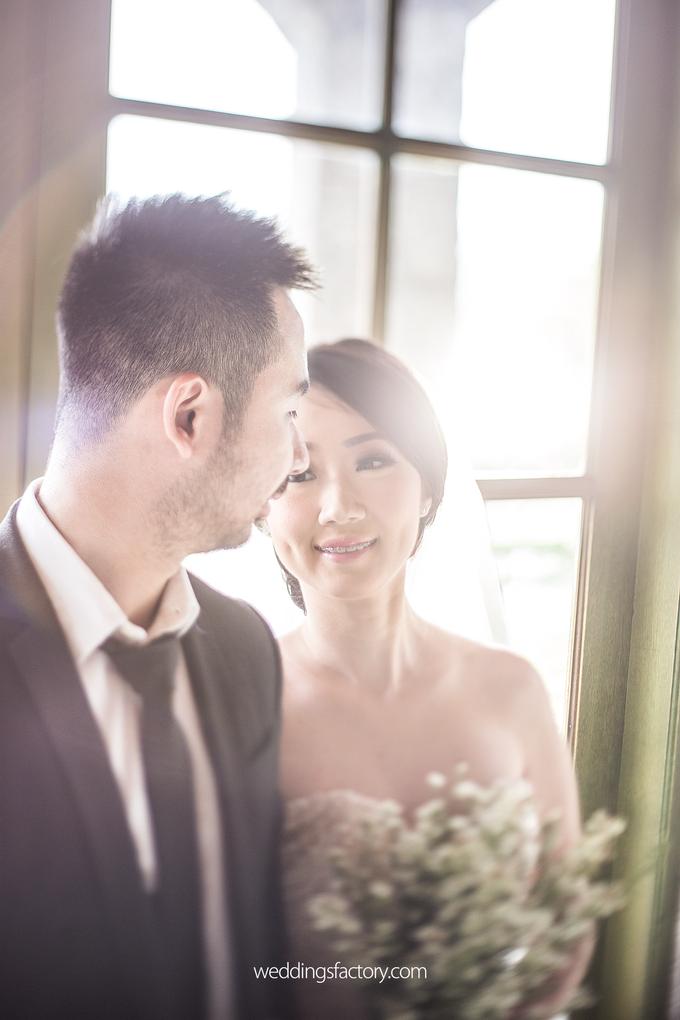 Samuel + Stefanie Prewedding by Wedding Factory - 004