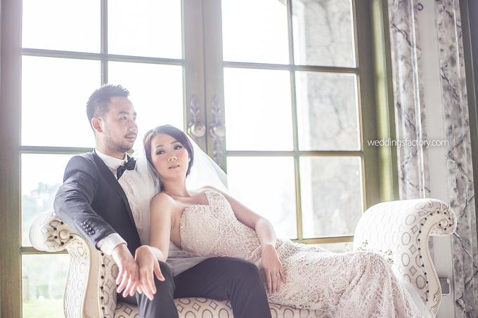 Samuel + Stefanie Prewedding by Wedding Factory - 005