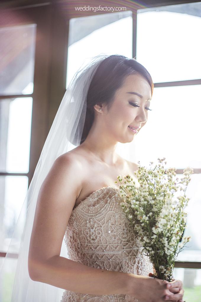 Samuel + Stefanie Prewedding by Wedding Factory - 006