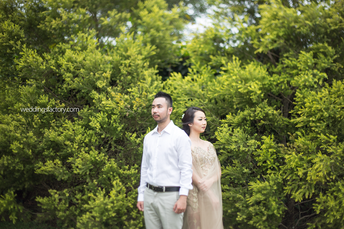 Samuel + Stefanie Prewedding by Wedding Factory - 012