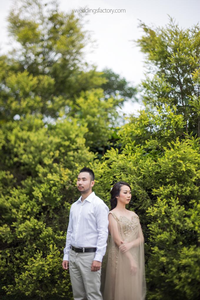 Samuel + Stefanie Prewedding by Wedding Factory - 013