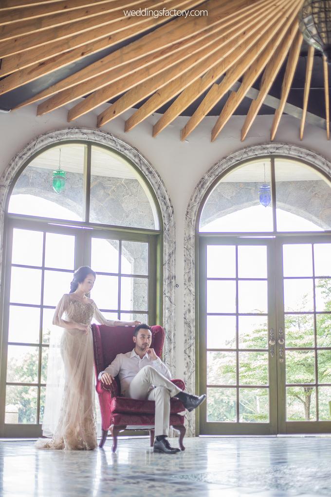 Samuel + Stefanie Prewedding by Wedding Factory - 014