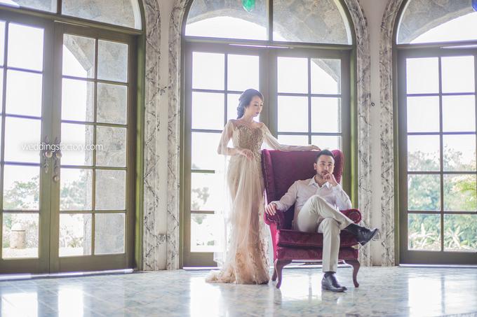 Samuel + Stefanie Prewedding by Wedding Factory - 015