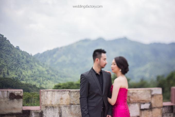 Samuel + Stefanie Prewedding by Wedding Factory - 018