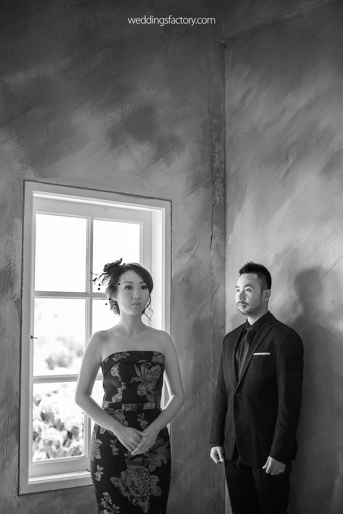 Samuel + Stefanie Prewedding by Wedding Factory - 019
