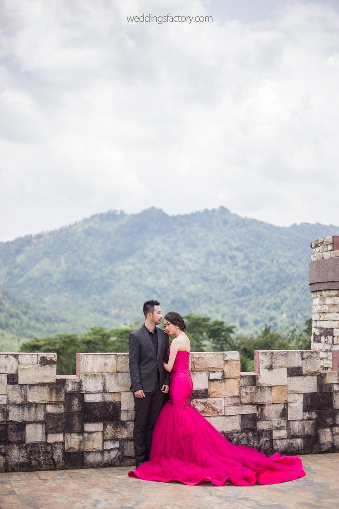 Samuel + Stefanie Prewedding by Wedding Factory - 021