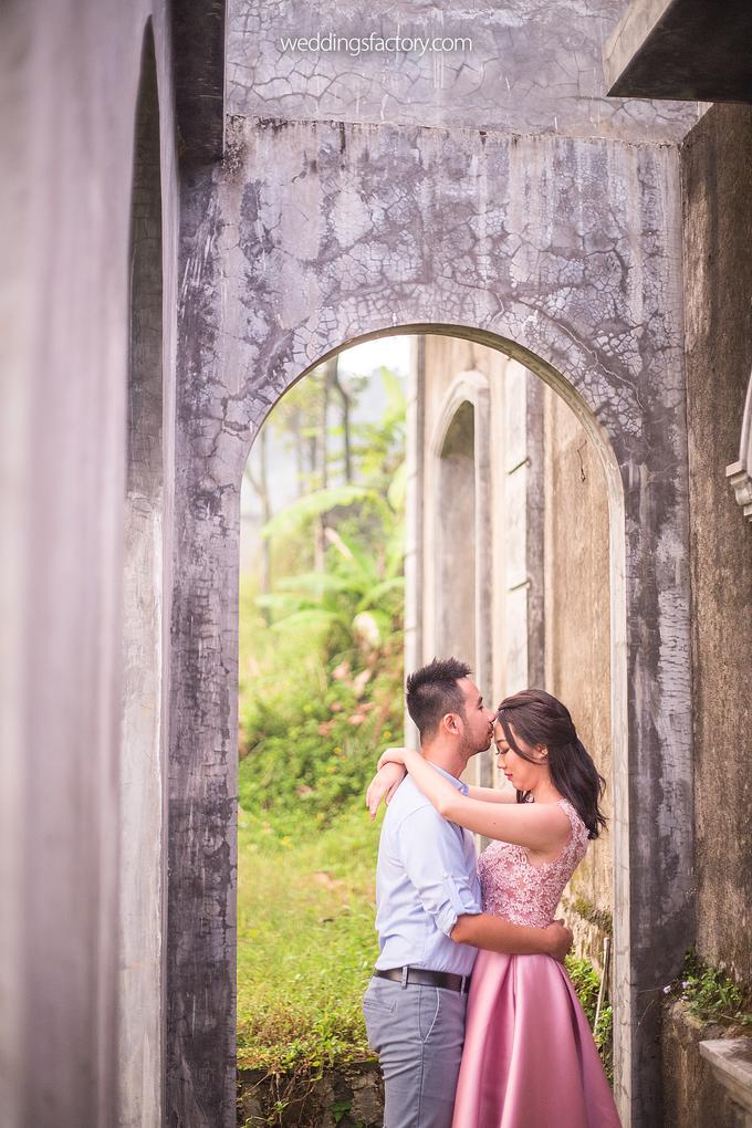 Samuel + Stefanie Prewedding by Wedding Factory - 022