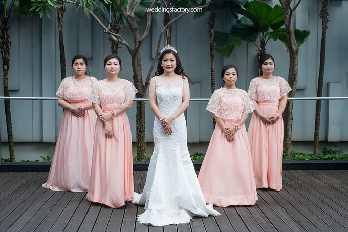 Iwan + Nelli Wedding by Wong Hang Distinguished Tailor - 001