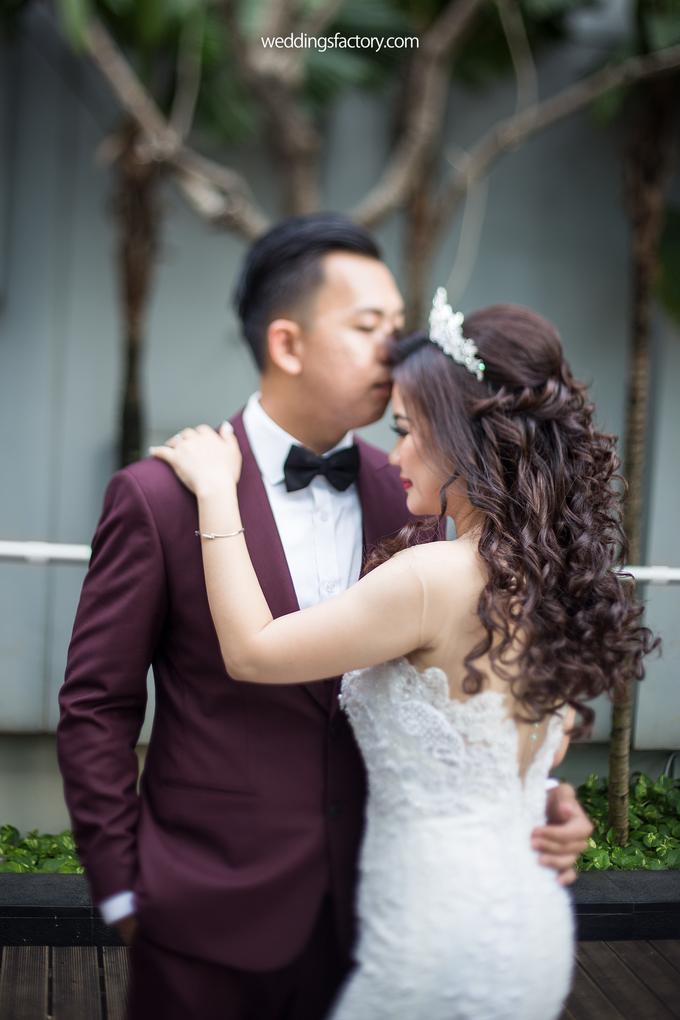 Iwan + Nelli Wedding by Wedding Factory - 003