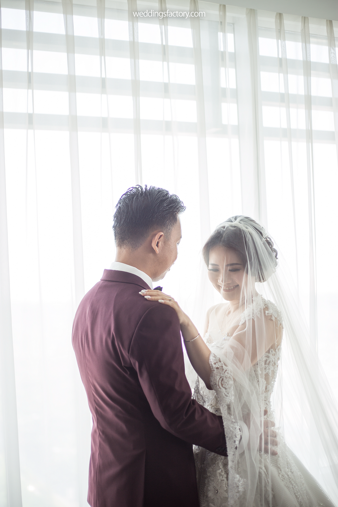 Iwan + Nelli Wedding by Wong Hang Distinguished Tailor - 004