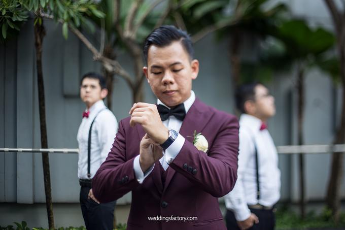 Iwan + Nelli Wedding by Wedding Factory - 008