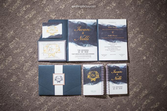 Iwan + Nelli Wedding by Wedding Factory - 018