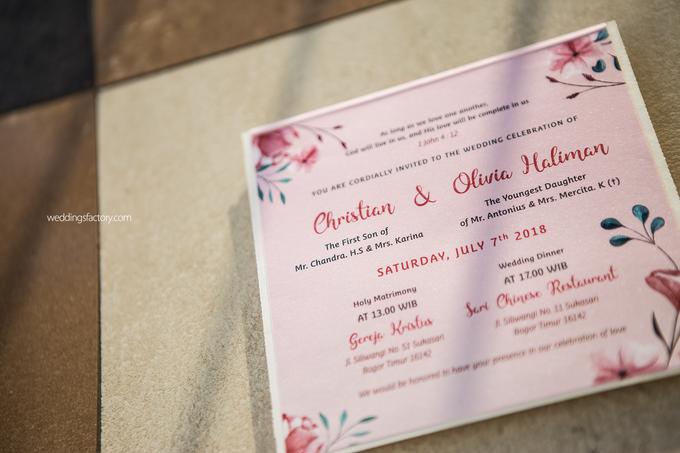 Christian + Olivia Wedding by Wedding Factory - 010