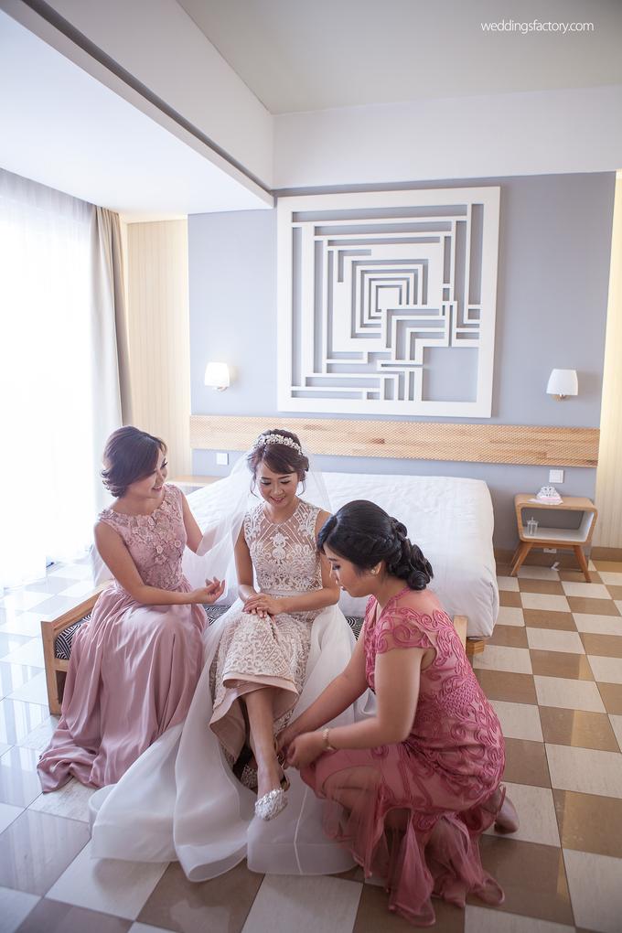 Christian + Olivia Wedding by Wedding Factory - 018