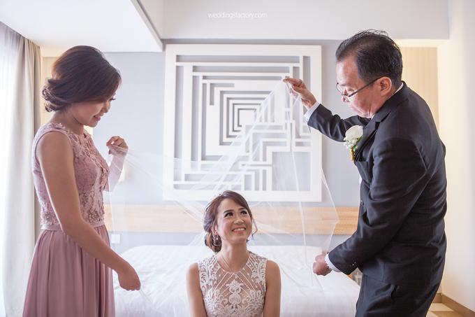 Christian + Olivia Wedding by Wedding Factory - 019