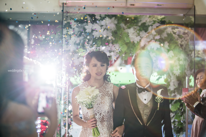 Christian + Olivia Wedding by Wedding Factory - 025