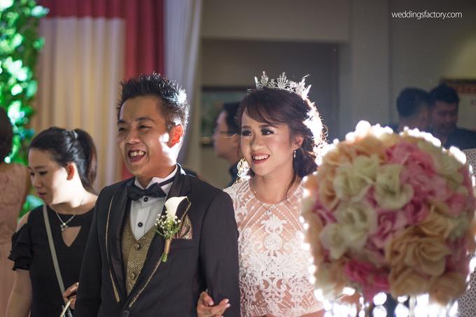 Christian + Olivia Wedding by Wedding Factory - 026
