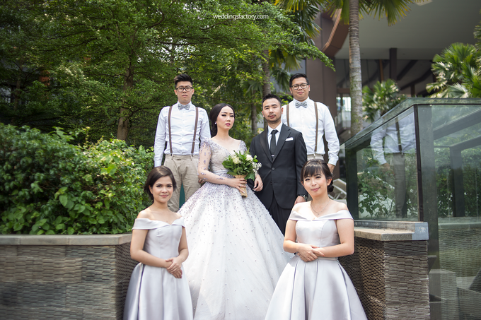 Samuel + Stefanie Wedding by Wedding Factory - 003