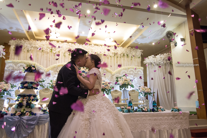 Christian + Katarina Wedding by Wedding Factory - 002