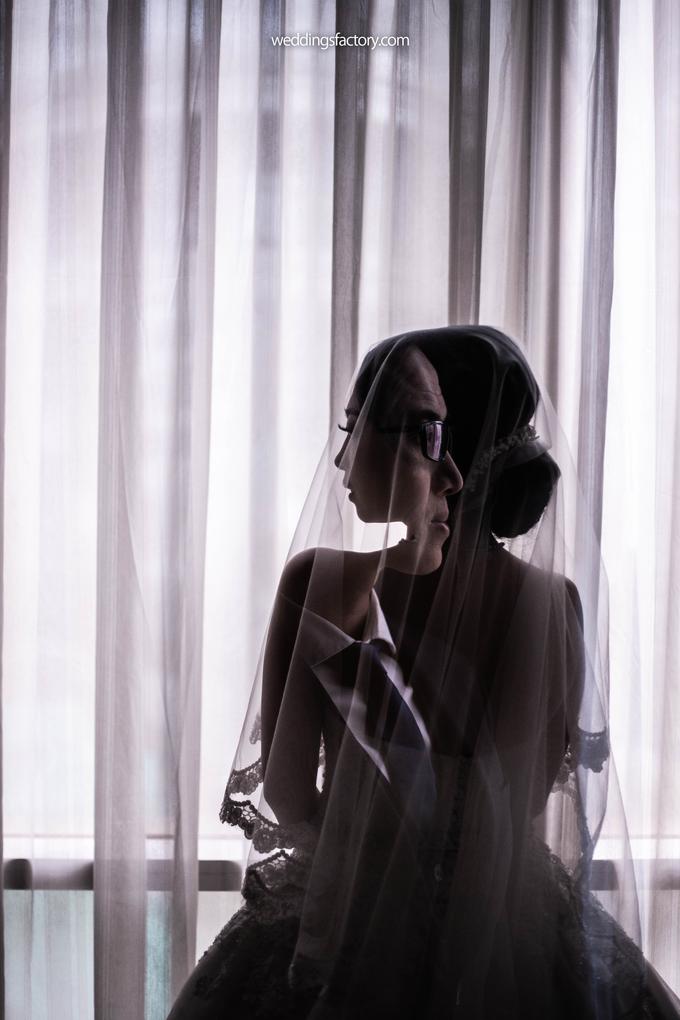 Ardian + Iline Wedding by Wedding Factory - 001