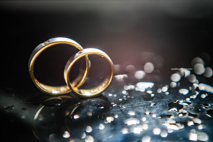 Ardian + Iline Wedding by Wedding Factory - 002
